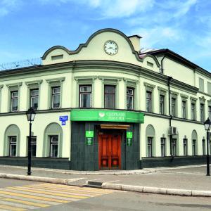 Дом купца Александра Мешкичева