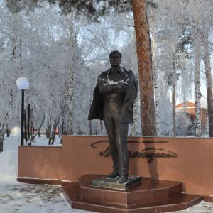 Памятник Борису Пастернаку (2015 г.)
