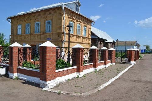 Историко-мемориальный и этнографический музей Г.Исхаки