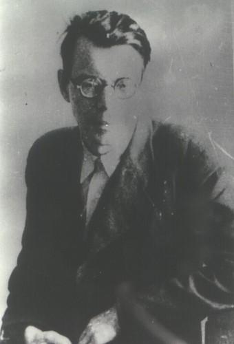 М.В. Исаковский. Чистополь. 1942 г.