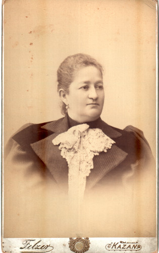 Елизавета Арсеньевна Чукашева