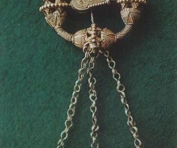 булгарское височное кольцо