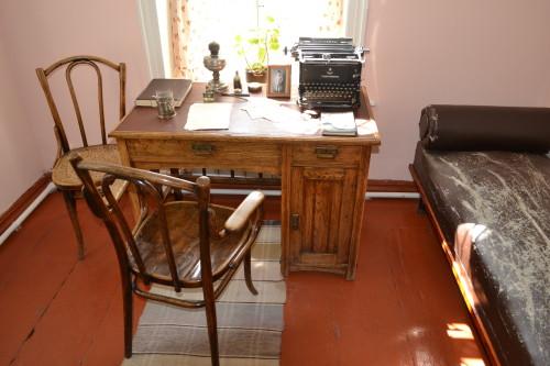 2б Комната Пастернака Письменный стол