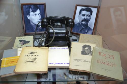9. коллекция прижизненных изданий Б.Пастернака