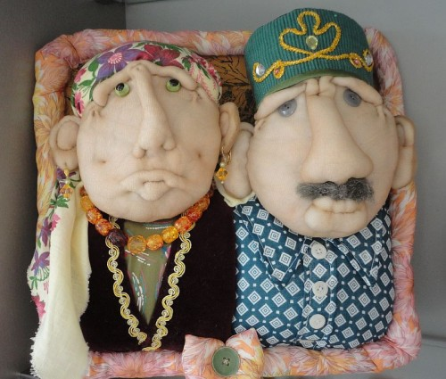 Панно. Чистопольские татары