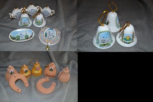 Изделия из глины и Фарфоровые сувениры