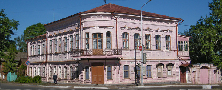 литературно-мемориальный музей Дом учителя