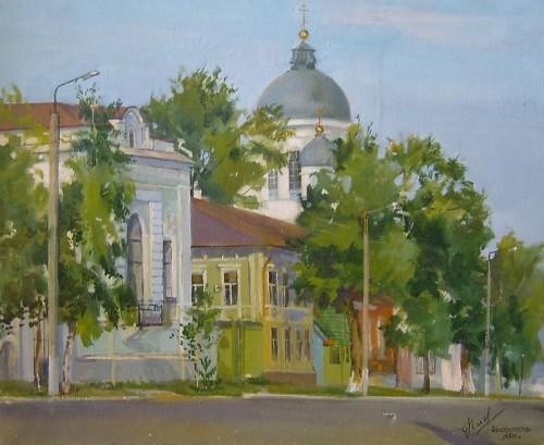 Купеческий Чистополь.