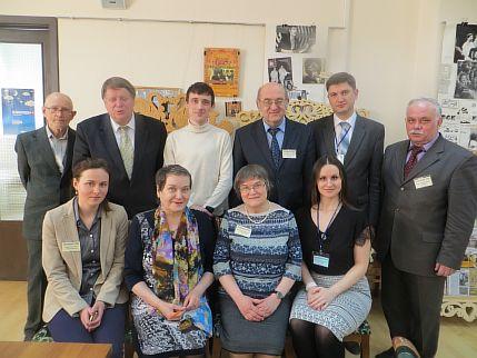 Участники секции Развитие музейного дела в России
