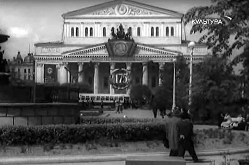 Большой театр СССР, 1930-е годы