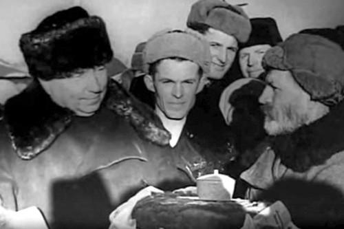 Кадр из документального фильма «Максим Михайлов. Русский бас»