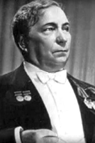 Лауреат двух Сталинских премий Максим Михайлов