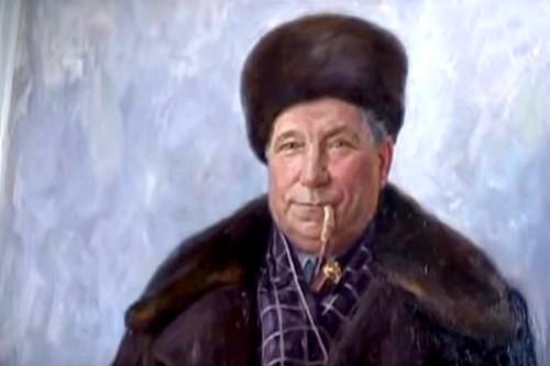 Портрет Максима Михайлова