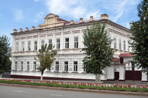 Усадьба Чукашевых