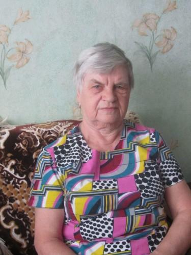 Левушкина Дина Дмитриевна