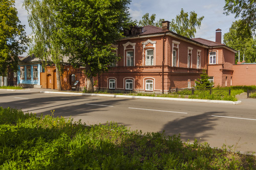 Музей_Пастернака,_Чистополь