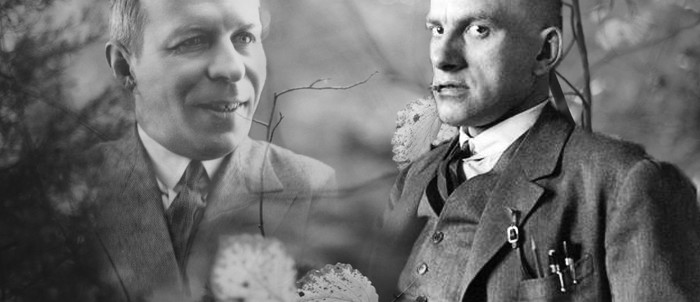 Асеев и Маяковский