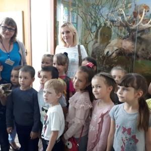 Детский сад Радуга с подарком