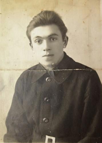 Габдулхак Махмутов, племянник Г. Исхаки, 1926 г.