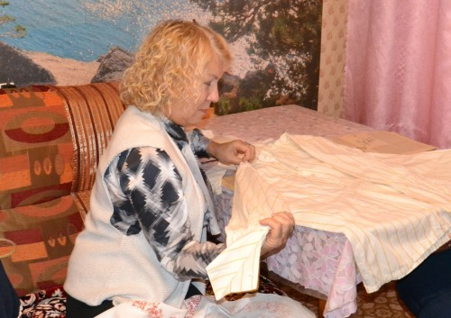 Нэля Гостевских, правнучатая племянница Г.Исхаки