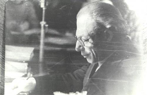 М.А. Шамбадал, г. Чистополь, 1942г.