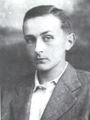 Г. Эфрон. Чистополь, 1941 г.