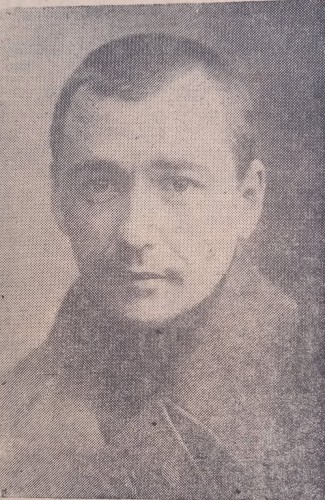 1-й секретарь райкома А.М. Новоселов
