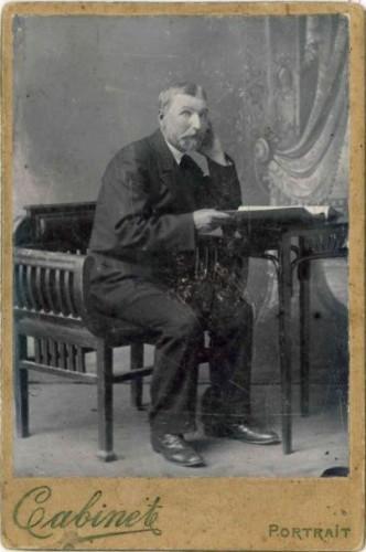 Петр Дмитриевич Дмитриев